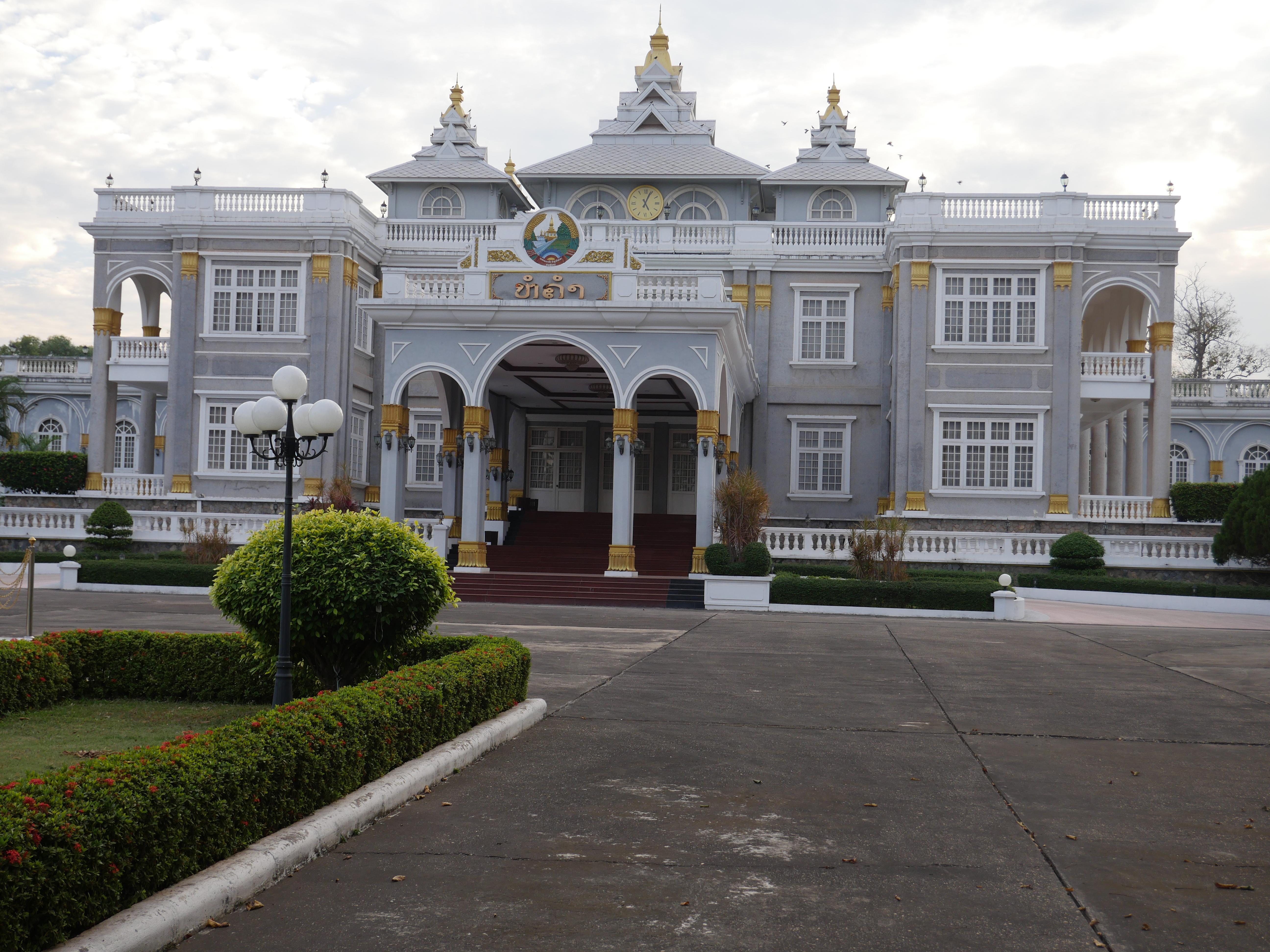 Palais Présidentiel, Ventiane, Laos